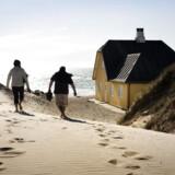 »Sammenlagt nåede antallet af nætter i danske feriehuse op på 735.238 i december, hvilket er en fremgang på 16,5 procent sammenlignet med året før,« skriver Mikkel Høegh.