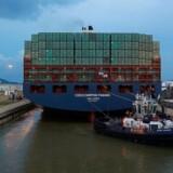 Panamakanalen.