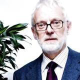 Advokat Leif Skov, fondbestyrelsesformand i to af Aage V. Jensen-fondene. Foto: Brian Berg