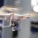 Innovationsfonden har givet Syddansk Universitets droncenter 10 millioner kroner til at forske i pilotløse droner. REUTERS/Steve Marcus