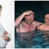 Flere danske filmjournalister gik for 17 år siden nøgne i poolen i Cannes for at sikre sig billetter til et Zentropa-afterparty.