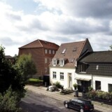 Arkivfoto. Haarby på Fyn er en af de byer, hvor kun et ud af ti huse er blevet solgt de seneste fem år - og det er ofte langt fra hovedbyerne, man finder de byer med få salg og indflytningsfester.
