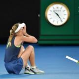 Efter triumfen i Melbourne var Wozniacki et kort smut i Danmark, inden hun drog til Skt. Petersborg, hvor hun i kraft af sin status som førsteseedet sad over i første runde.