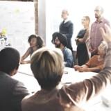 Mange chefer føler ikke, at de har de nødvendige frihedsgrader til at træffe beslutninger.