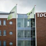 TDC er ikke alene Danmarks største teleselskab men også landets største IT-virksomhed målt på omsætning. Arkivfoto: Jeppe Bøje Nielsen, Scanpix