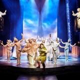 Fredericia Teater har haft stor succes med Disney-musicals, senest »Klokkeren fra Notre Dame«.