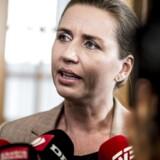 Arkivfoto. Var der valg nu, ville der være et klart flertal bag Mette Frederiksen som statsminister, viser ny måling.