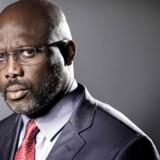 Det er første gang i 70 år, at én demokratisk valgt regering i Liberia overdrager magten til en anden.