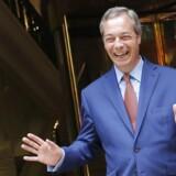 »Lad 23. juni gå over i historien som vores uafhængighedsdag,« siger Nigel Farage