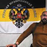 »Grækeren« kæmper for Gud og tsaren. Foto: Simon Kruse