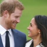 19. maj 2018 skal prins Harry og Meghan Markle giftes.