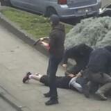 Belgisk politi anholdt fredag seks personer. En af dem var Abrini.