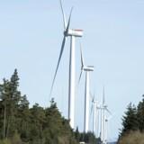 Det Nationale Testcenter for store vindmøller i Østerild i Thy.