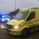 Arkivfoto: Politiet fik klokken 07.27 en anmeldelse om, at der lå en bevidstløs dreng på fortovet på Mølmarksvej ved Hesselbjerg i Svendborg.