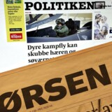 JP/Politikens Hus køber Dagbladet Børsen.