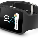 SmartWatch 3 er Sonys nyeste ur, som rummer mange andre funktioner end blot at kunne vise klokken. Man kan selv hente forskellige applikationer til det og tilpasse udseendet og brugen af det. Foto: Sony