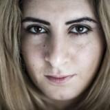 Portræt af Danske Joanna Palani, der har været i Irak og Syrien for at kæmpe mod Islamisk Stat.