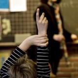 ARKIVFOTO 2007 af undervisning i folkeskole. (Foto: Steffen Ortmann/Scanpix 2015)