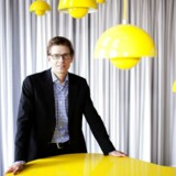 Lars Frelle-Petersen er manden, som gennem snart ti år har svinget pisken for at sikre, at det offentlige tilbyder flere digitale tjenester for derigennem at spare penge og give bedre service. Det arbejde blev torsdag aften konkret belønnet. Arkivfoto: Erik Refner