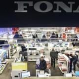 Kun otte Fona-butikker vil overleve fremover - i københavnsområdet og i Aalborg. Arkivfoto: Sara Gangsted