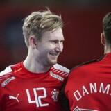 Peter Balling blev kampens spiller i EM-kampen mellem Danmark og Spanien.