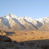 De højere temperaturer har sat deres tydelige spor: Snedækket i Sierra Nevada-bjergene i Californien og Nevada er det mindste i over 500 år.