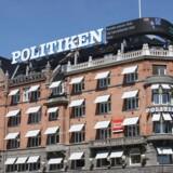 JP/Politikens Hus på Rådhuspladsen i København.