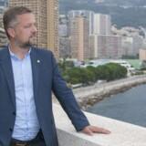 Michael Mortensen , direktør og stifter af byggevirksomheden Casa i Horsens. Til Entrepreneur of the Year konkurrencen.