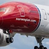 Den norske flyselskab Norwegian er et af dem, der tilbyder billige rejser over Atlanten.