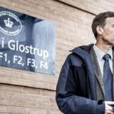 ARKIVFOTO: SØIKs (Særlig Økonomisk og International Kriminalitet) anklager Jørn Thostrup foran retten i Glostrup i dag, tirsdag den 10. oktober, hvor den store straffesag om bestikkelse mod it-selskabet Atea og syv mænd i dag indledes.