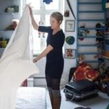 ARKIVFOTO. Mette Lund Hartvig lejer et af sine ekstra værelser ud via AirBnB.