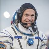 I 2015 var Andreas Mogensen som den første dansker en tur på den internationale rumstation ISS. Nu får han måske en ny tur. Scanpix/Asger Ladefoged