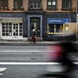 Der bliver længere mellem ledige butikslokaler i København.