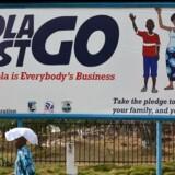 Liberia er fri for ebola.