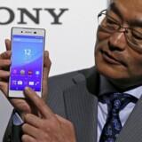 Den japanske elektronikkoncern Sony offentliggjorde onsdag stærkere foreløbige regnskabstal for det forgangne regnskabsår, der afsluttedes ved udgangen af marts, end ventet.
