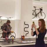 Cykling er blevet en del af en moderne storbylivsstil. (Pressefoto)