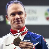Chris Froome skal næste år forsøge at vinde Tour de France for femte gang. Han sejrede også i 2013, 2015, 2016 og senest altså i år.