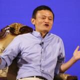 Den kinesiske internet-milliardær og stifter af Alibaba Group, Jack Ma, er klar til at indtage verden.