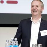Sydenergi/SEs koncernchef, Niels Duedahl, omorganiserer nu Danmarks tredjestørste energiselskab og vil bruge TV- og bredbåndsudbyderen Stofa som spydspids til at nå ud til langt flere kunder i hele Danmark. Arkivfoto: Claus Bech, Scanpix