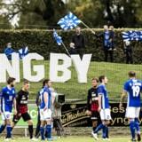 Lyngby Boldklub er truet af konkurs. Det indrømmer hovedperson bag hovedaktionær og ejer af klubben Torben Jensen.