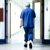 Arkivfoto: På billederne kunne lægerne se et brud. Samtidig efterlyste Rigshospitalet billeder af hele ryggen. Det blev dog overset. (Foto: Morten Stricker/Scanpix 2016)