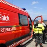 Arkivfoto: Falck bliver beskyldt for beskidte metoder i form af psykologhjælp.