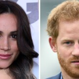 Meghan Markle og prins Harry.