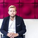 Boxers danske topchef, Ulf Lund, tror ikke, at frasalget af den svenske søstervirksomhed vil få indflydelse på Boxers forhandlingsmuligheder med TV-kanalerne om priser. Arkivfoto: Simon Skipper, Scanpix