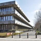 DTU (Danmarks Tekniske Universitet) i Lyngby.