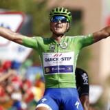 Den italienske cyklelrytter Matteo Trentin.
