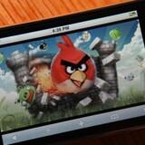 En række oplysninger ryger videre til myndighederne, hvis man spiller Angry Birds.