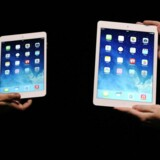 De nye tavle-PC'er fra Apple fik en lunken modtagelse af markedet.