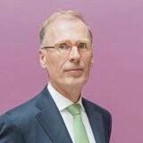 Den nye direktør for Carlsberg Cees 't Hart, der tiltræder idag. Mandag den 15. juni 2015.
