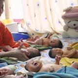 Hvad skal barnet hedde? I Kina er det blevet almindeligt at supplere det kinesiske fornavn med et engelsk, og det kræver konsulenthjælp.